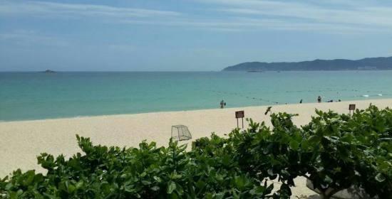 5月28日|三亚海洋预报资讯:四大海水浴场资讯