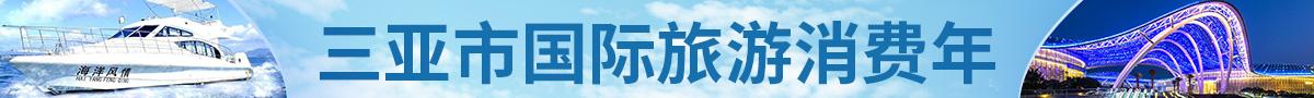 三亚市国际旅游消费年活动项目清单
