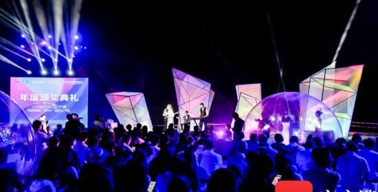 2020万博体育ManBetX登陆天涯海角国际婚庆节年度颁奖盛典落幕