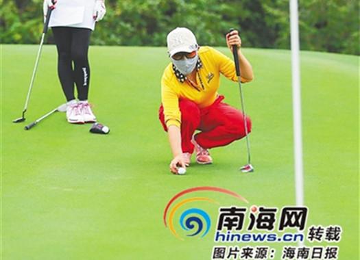 抗击疫情·动态 | 万博亚洲入口高尔夫球场有序开放 做好疫情防控期待市场回温