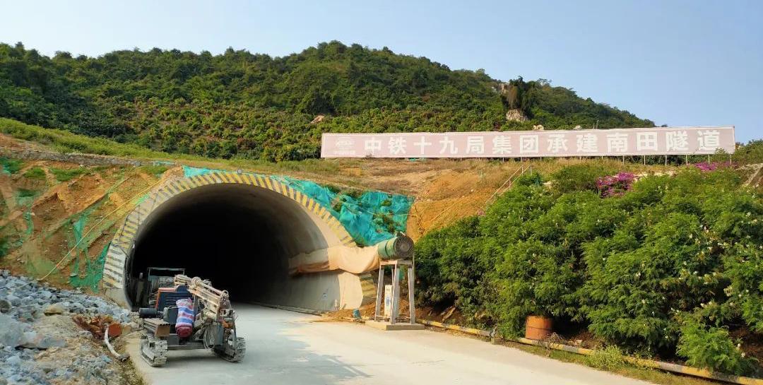 山海高速(五指山-保亭-海棠湾)最新消息!这个隧道即将贯通→