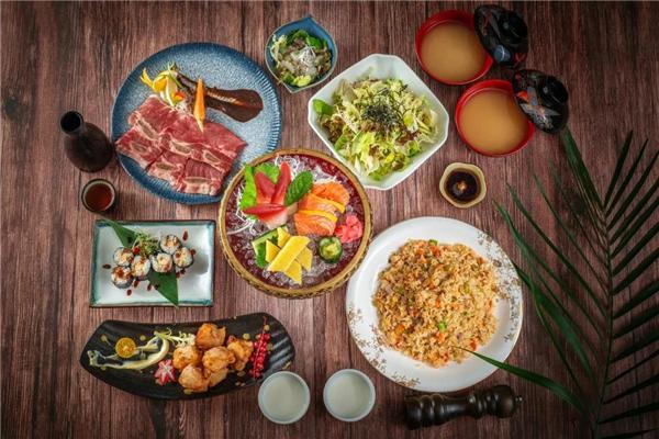 中秋国庆·美食荟萃 | 相约福朋畅享环球美食