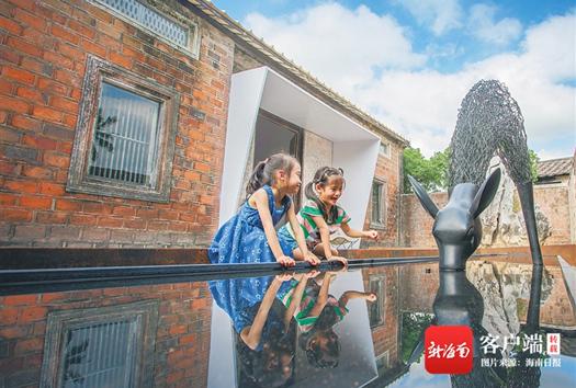 视频丨万博体育ManBetX登陆博后村里的网红民宿